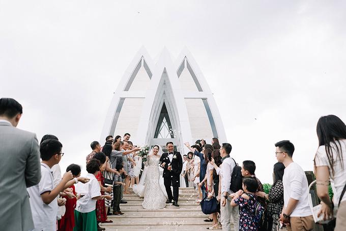 Wedding of Daniel & Emmilia (Ritz Carlton Bali) by Hian Tjen - 030