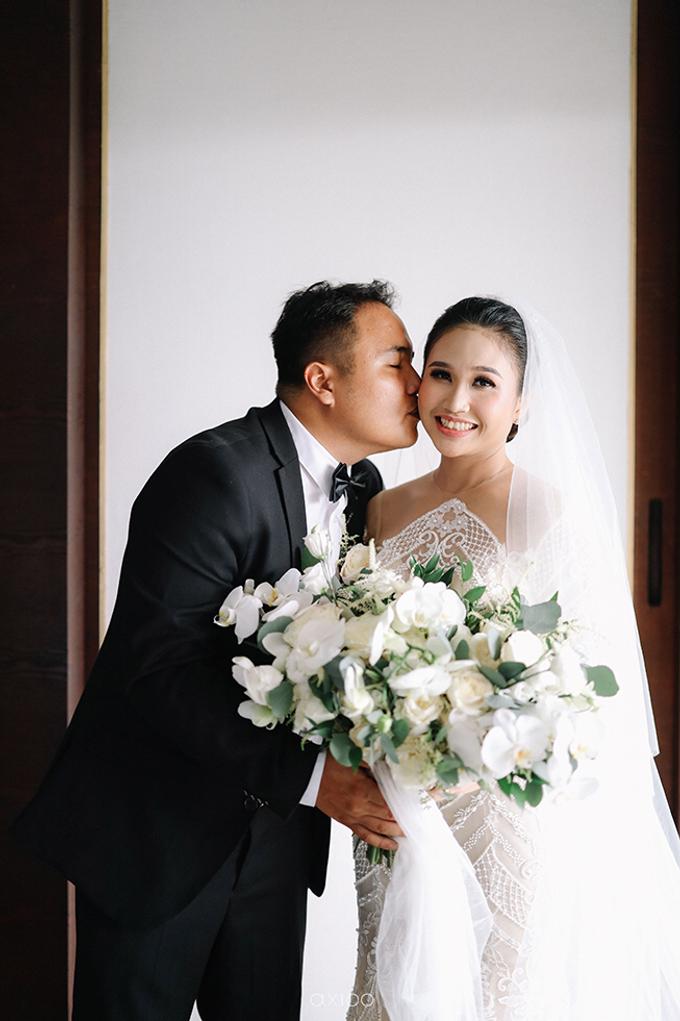 Wedding of Daniel & Emmilia (Ritz Carlton Bali) by Hian Tjen - 037