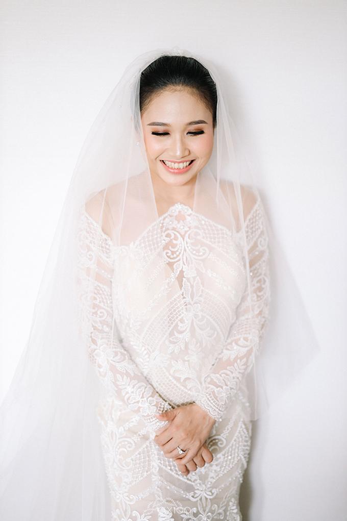Wedding of Daniel & Emmilia (Ritz Carlton Bali) by Hian Tjen - 039