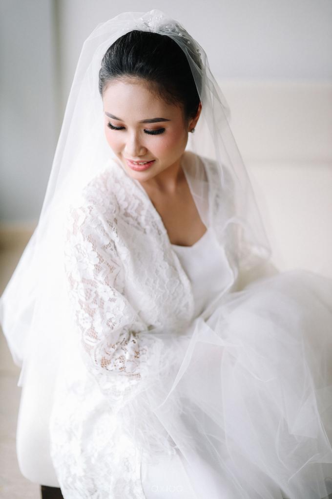 Wedding of Daniel & Emmilia (Ritz Carlton Bali) by Hian Tjen - 041