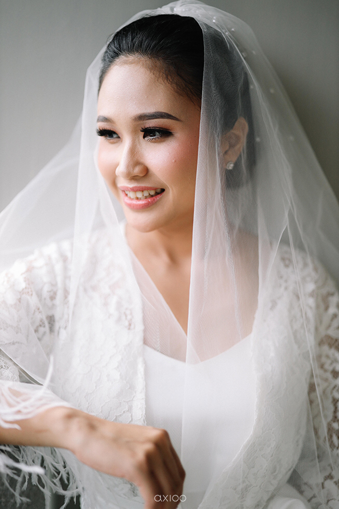 Wedding of Daniel & Emmilia (Ritz Carlton Bali) by Hian Tjen - 042