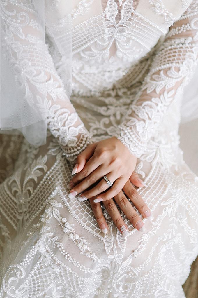 Wedding of Daniel & Emmilia (Ritz Carlton Bali) by Hian Tjen - 044
