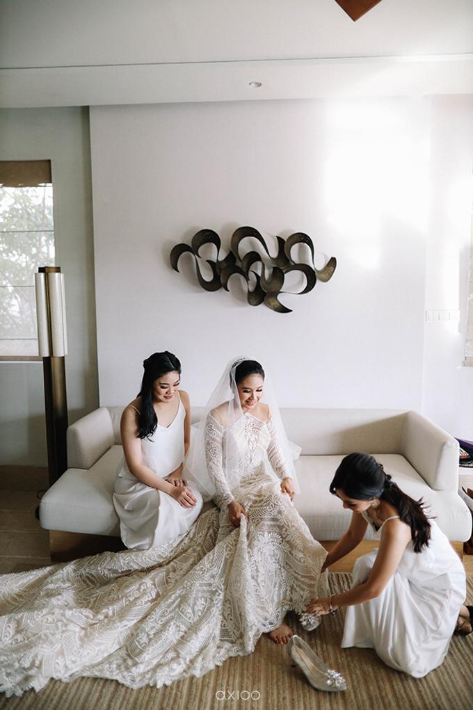 Wedding of Daniel & Emmilia (Ritz Carlton Bali) by Hian Tjen - 048