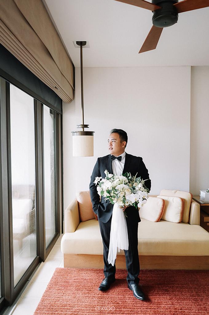Wedding of Daniel & Emmilia (Ritz Carlton Bali) by Hian Tjen - 049