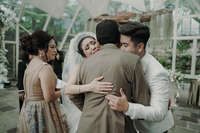 Wedding Kelvin & Bella (Amaryllis) by Delfi Organizer - 005
