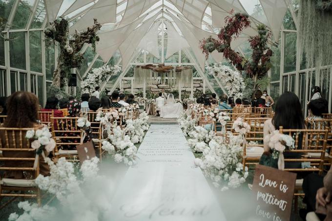 Wedding Kelvin & Bella (Amaryllis) by Delfi Organizer - 001