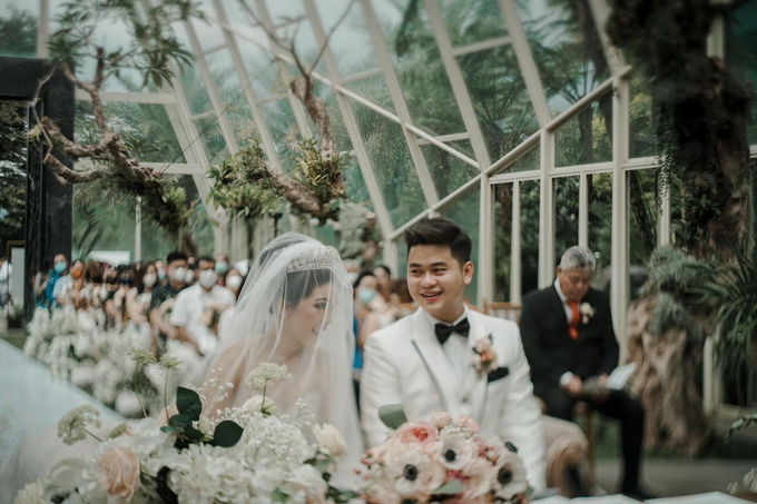 Wedding Kelvin & Bella (Amaryllis) by Delfi Organizer - 007