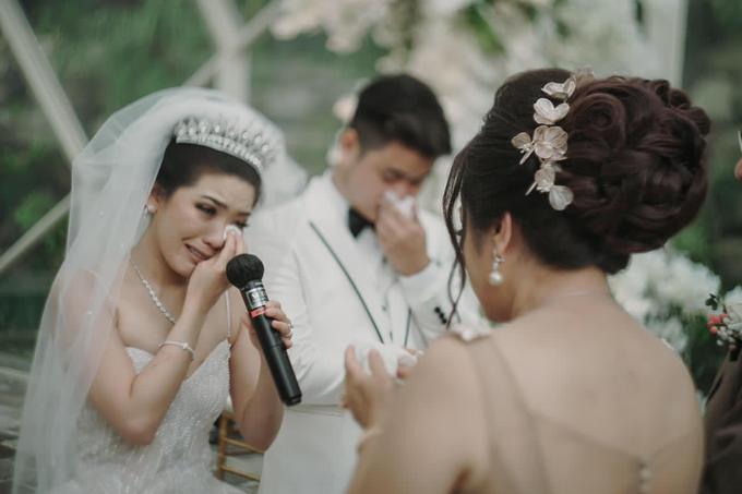 Wedding Kelvin & Bella (Amaryllis) by Delfi Organizer - 012