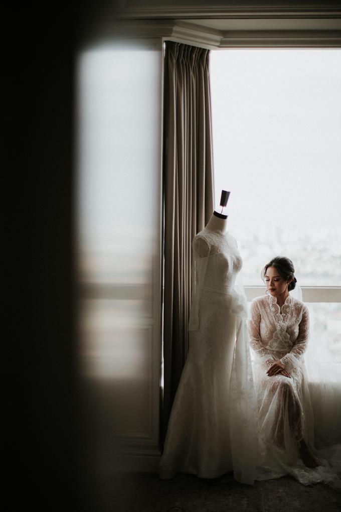 Wedding Hendro & Agatha (Grand Hyatt) by Delfi Organizer - 005
