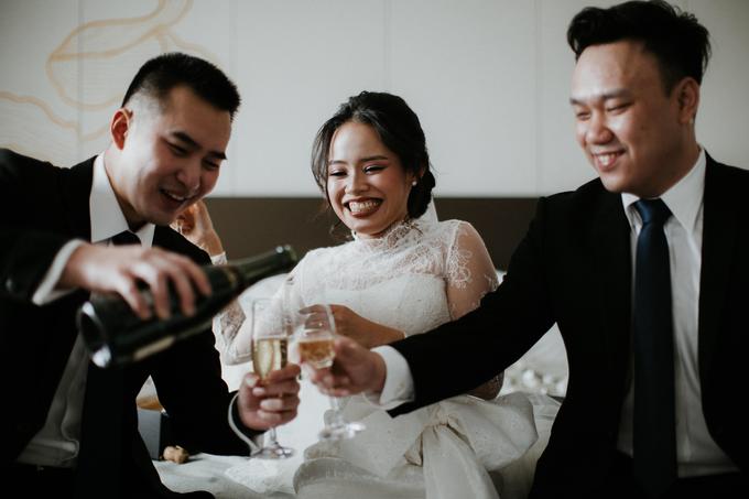 Wedding Hendro & Agatha (Grand Hyatt) by Delfi Organizer - 006