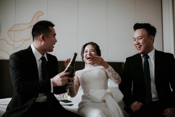 Wedding Hendro & Agatha (Grand Hyatt) by Delfi Organizer - 007