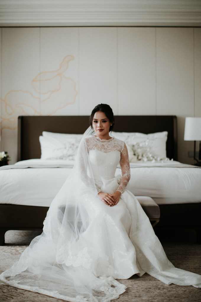Wedding Hendro & Agatha (Grand Hyatt) by Delfi Organizer - 008