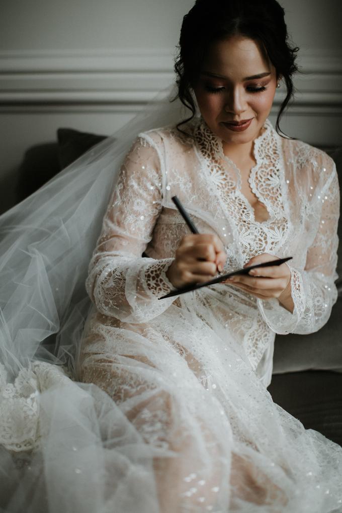 Wedding Hendro & Agatha (Grand Hyatt) by Delfi Organizer - 009