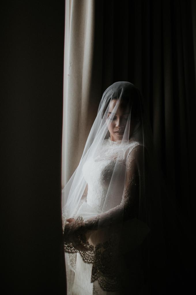 Wedding Hendro & Agatha (Grand Hyatt) by Delfi Organizer - 010