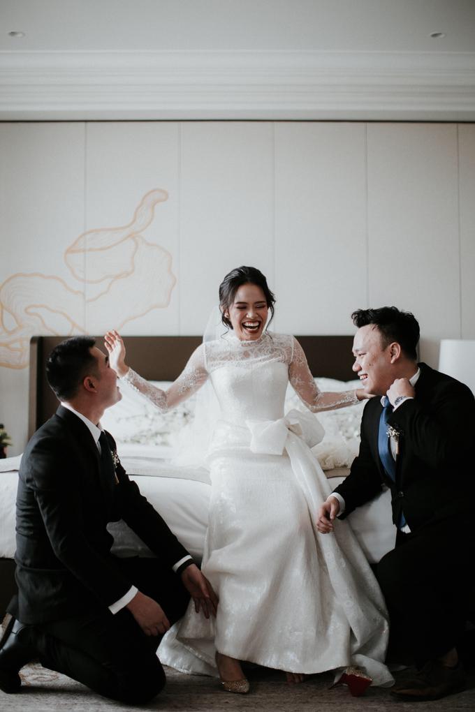 Wedding Hendro & Agatha (Grand Hyatt) by Delfi Organizer - 012