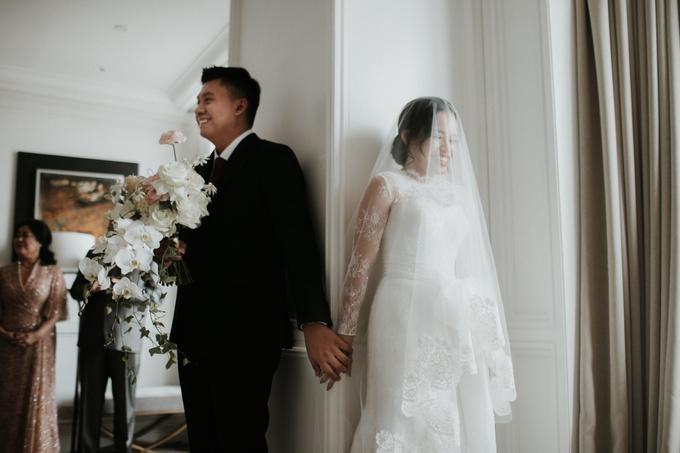 Wedding Hendro & Agatha (Grand Hyatt) by Delfi Organizer - 013