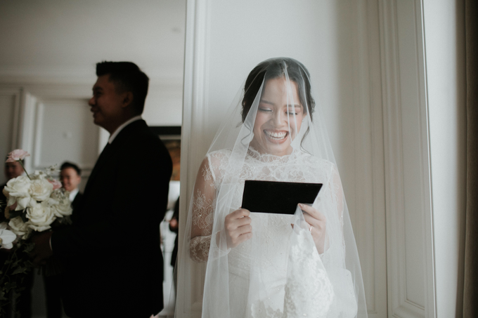 Wedding Hendro & Agatha (Grand Hyatt) by Delfi Organizer - 014