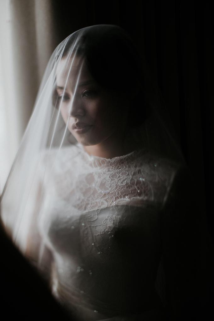 Wedding Hendro & Agatha (Grand Hyatt) by Delfi Organizer - 015