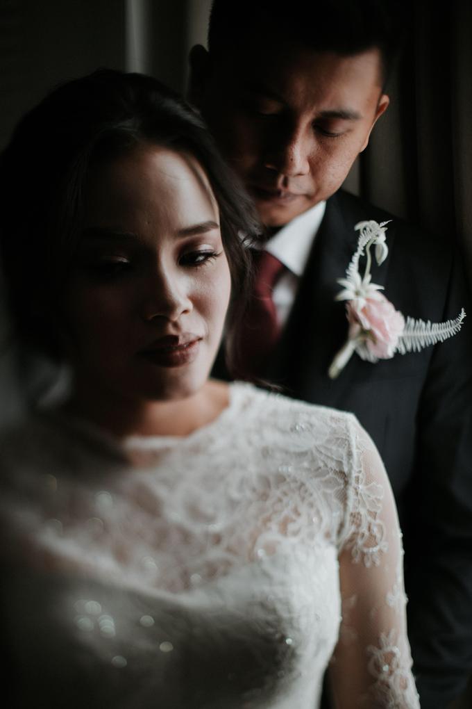 Wedding Hendro & Agatha (Grand Hyatt) by Delfi Organizer - 016