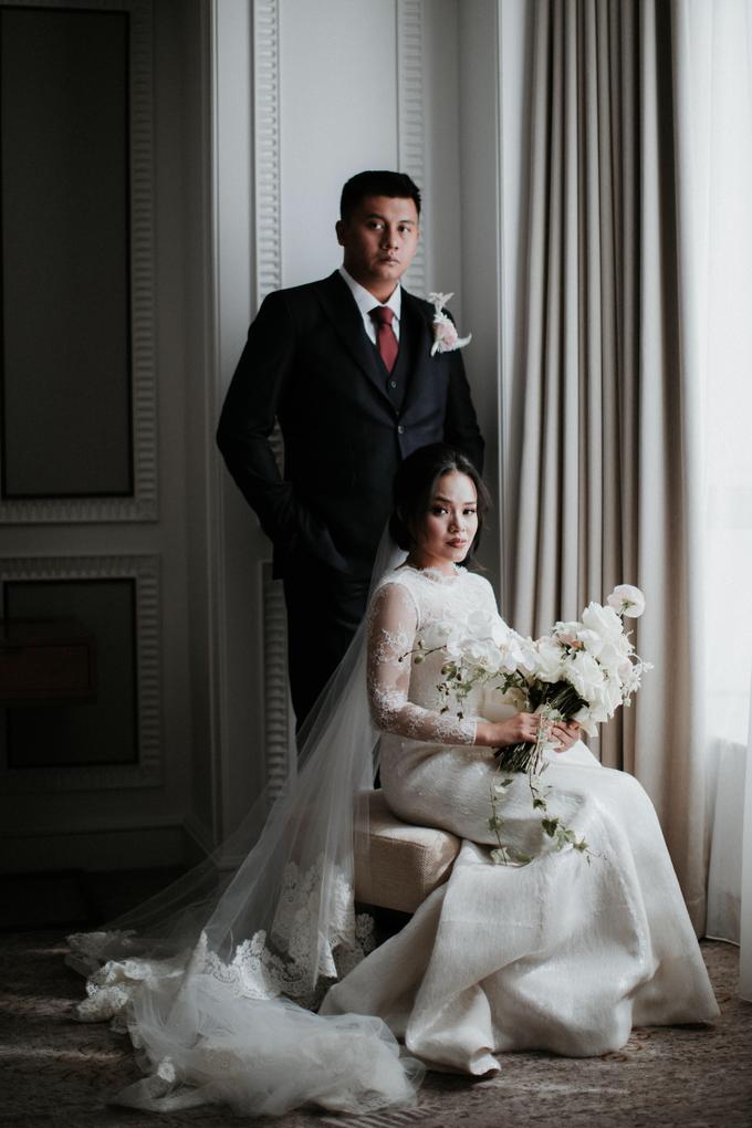 Wedding Hendro & Agatha (Grand Hyatt) by Delfi Organizer - 017