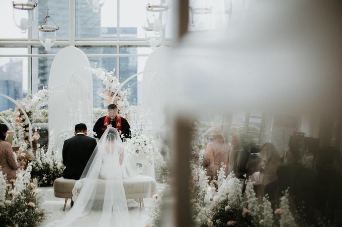 Wedding Hendro & Agatha (Grand Hyatt) by Delfi Organizer - 019