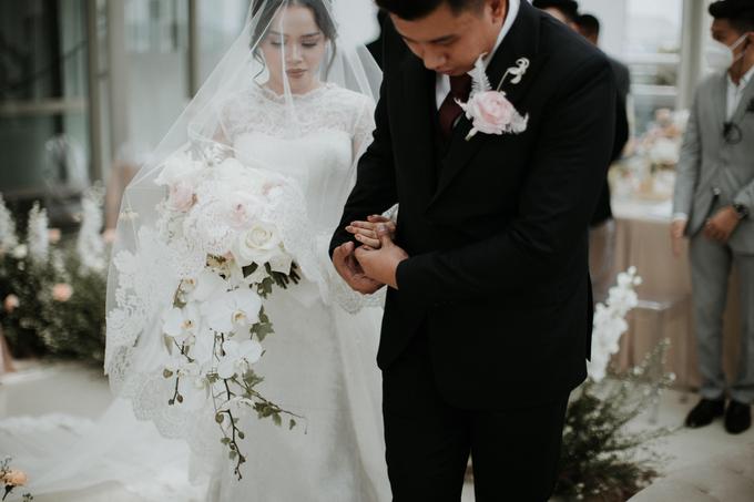Wedding Hendro & Agatha (Grand Hyatt) by Delfi Organizer - 020