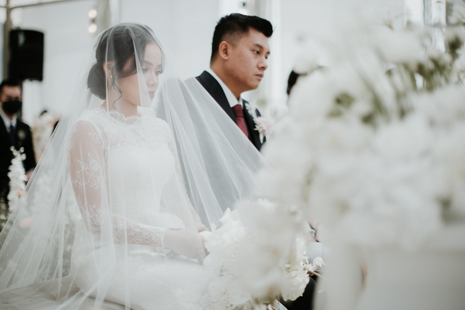 Wedding Hendro & Agatha (Grand Hyatt) by Delfi Organizer - 021