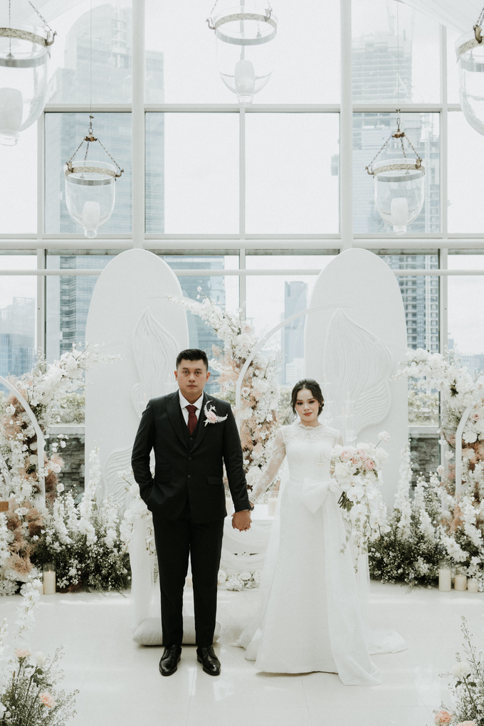 Wedding Hendro & Agatha (Grand Hyatt) by Delfi Organizer - 022