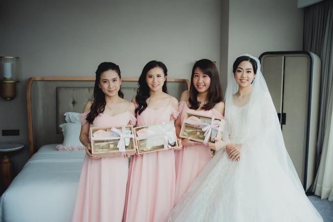 Wedding Adit & Sheilla (Westin) by Delfi Organizer - 012