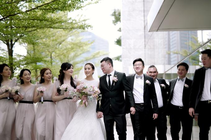 Wedding Albert & Devie (Westin) by Delfi Organizer - 009