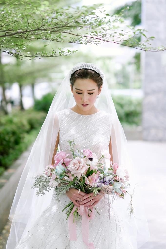 Wedding Albert & Devie (Westin) by Delfi Organizer - 011