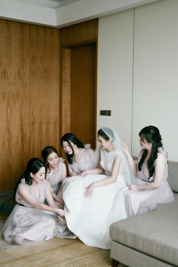 Wedding Albert & Devie (Westin) by Delfi Organizer - 013