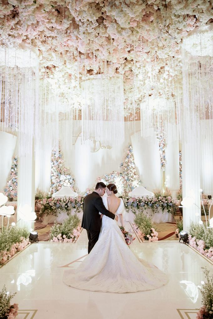 Wedding Albert & Devie (Westin) by Delfi Organizer - 001