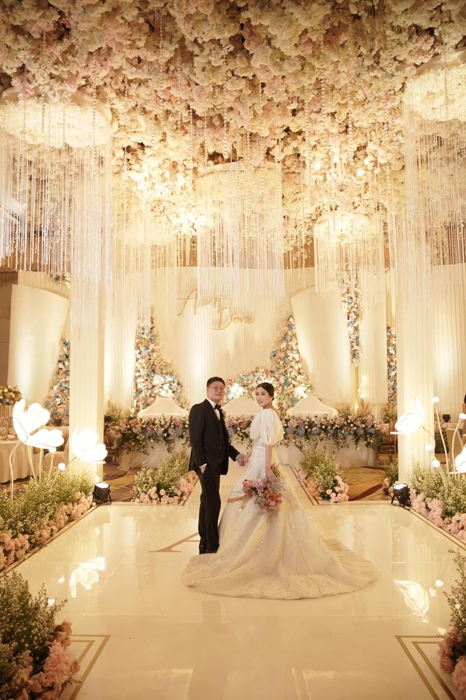Wedding Albert & Devie (Westin) by Delfi Organizer - 002