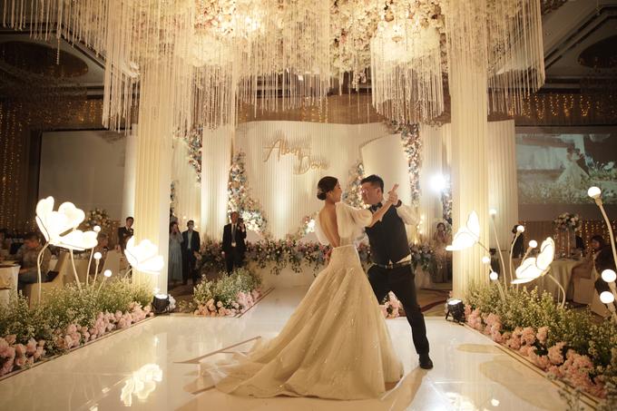 Wedding Albert & Devie (Westin) by Delfi Organizer - 005