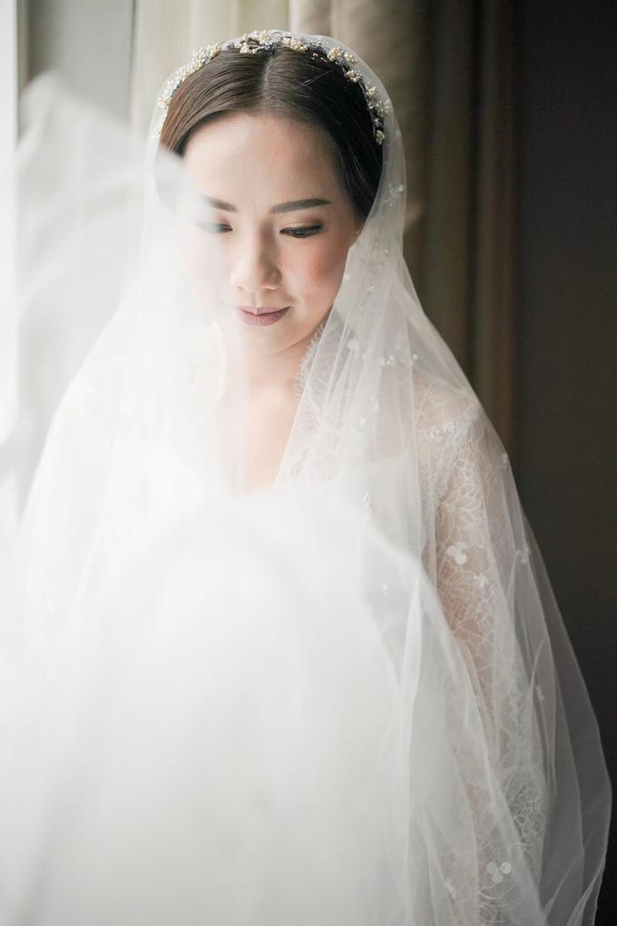 Wedding Iwan & Monika (JS Luwansa) by Delfi Organizer - 004