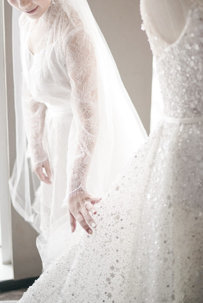 Wedding Iwan & Monika (JS Luwansa) by Delfi Organizer - 006