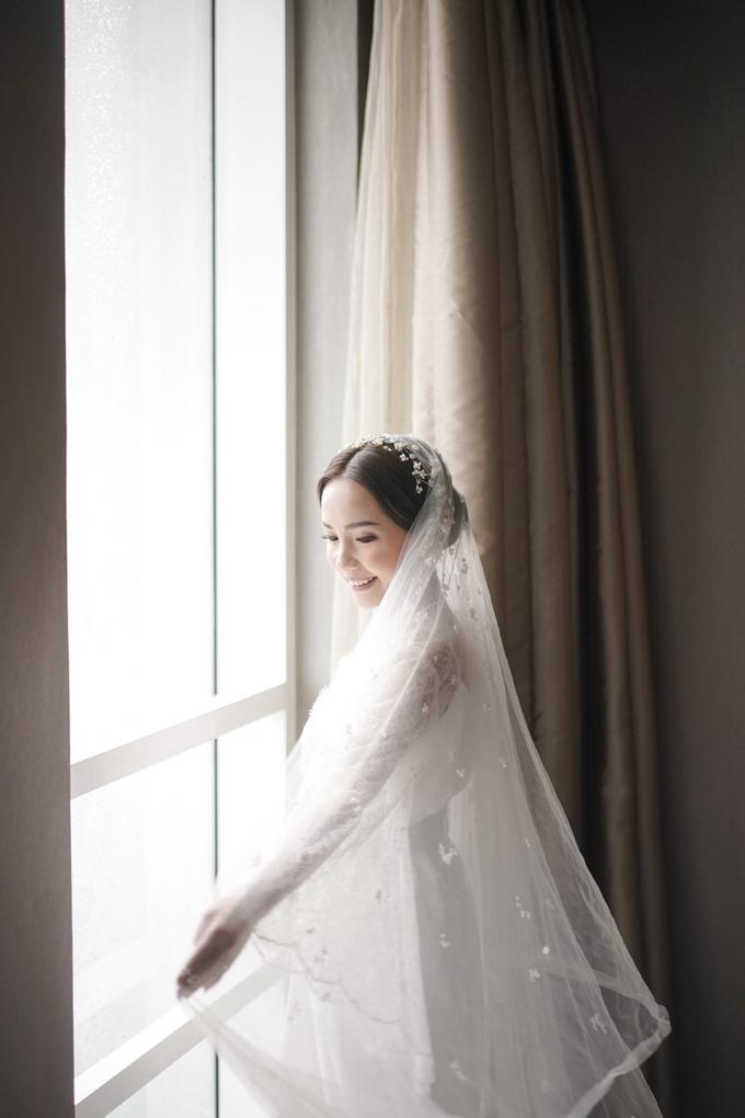 Wedding Iwan & Monika (JS Luwansa) by Delfi Organizer - 007