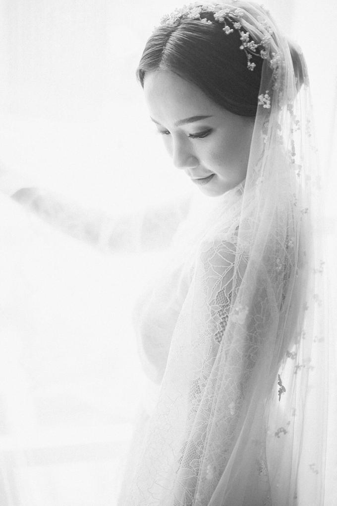 Wedding Iwan & Monika (JS Luwansa) by Delfi Organizer - 008