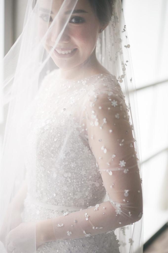 Wedding Iwan & Monika (JS Luwansa) by Delfi Organizer - 011