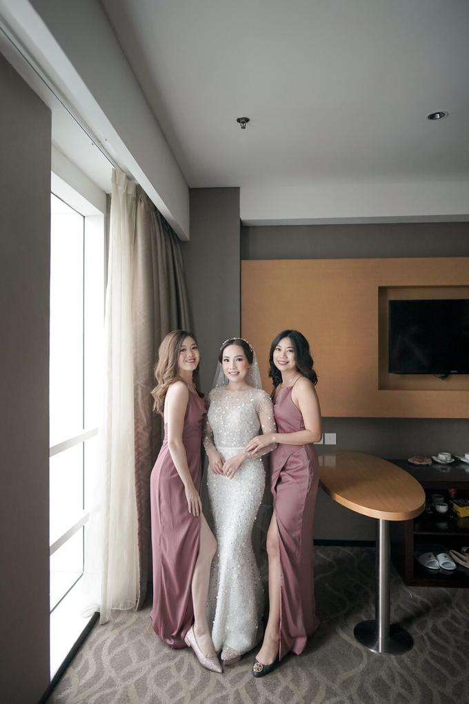 Wedding Iwan & Monika (JS Luwansa) by Delfi Organizer - 012