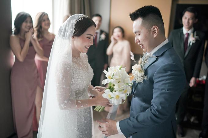 Wedding Iwan & Monika (JS Luwansa) by Delfi Organizer - 015
