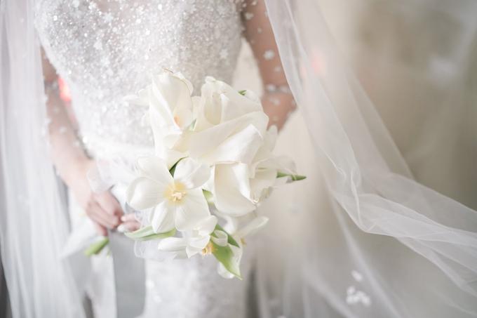 Wedding Iwan & Monika (JS Luwansa) by Delfi Organizer - 016