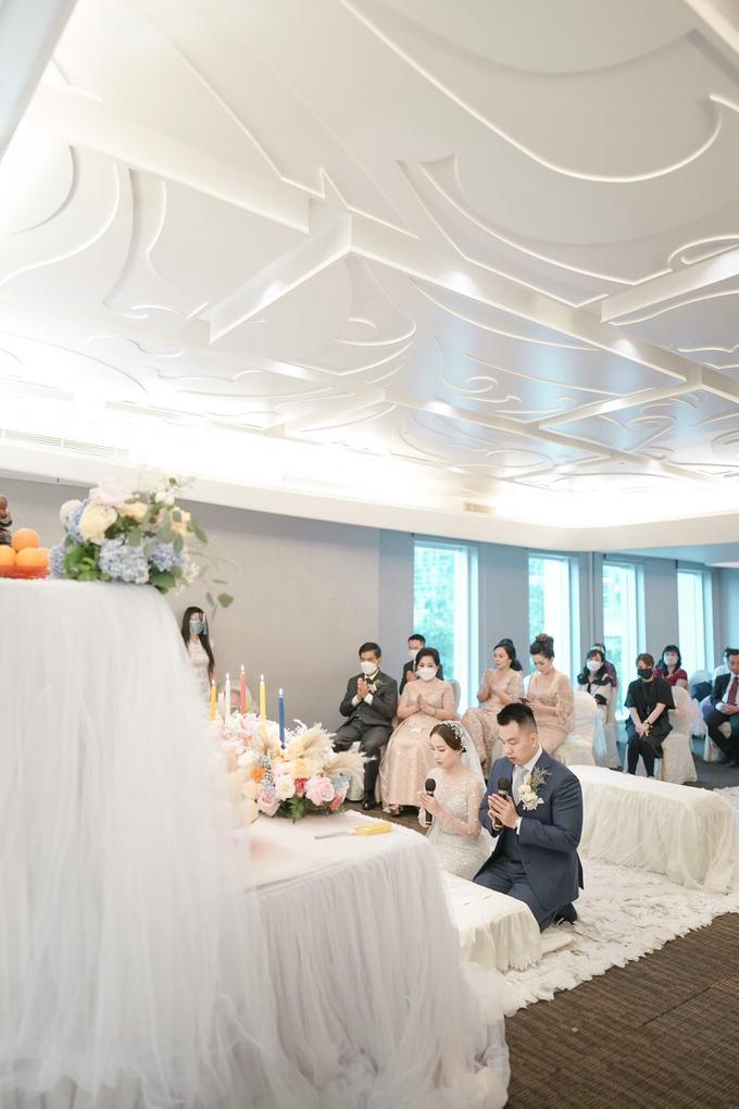 Wedding Iwan & Monika (JS Luwansa) by Delfi Organizer - 017