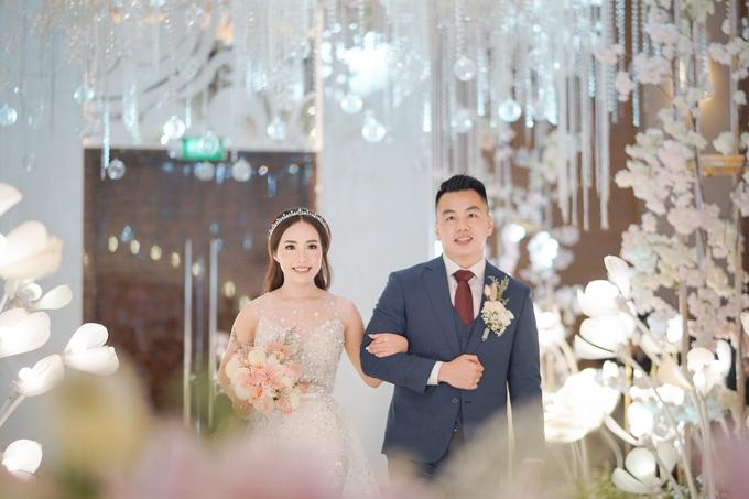 Wedding Iwan & Monika (JS Luwansa) by Delfi Organizer - 018