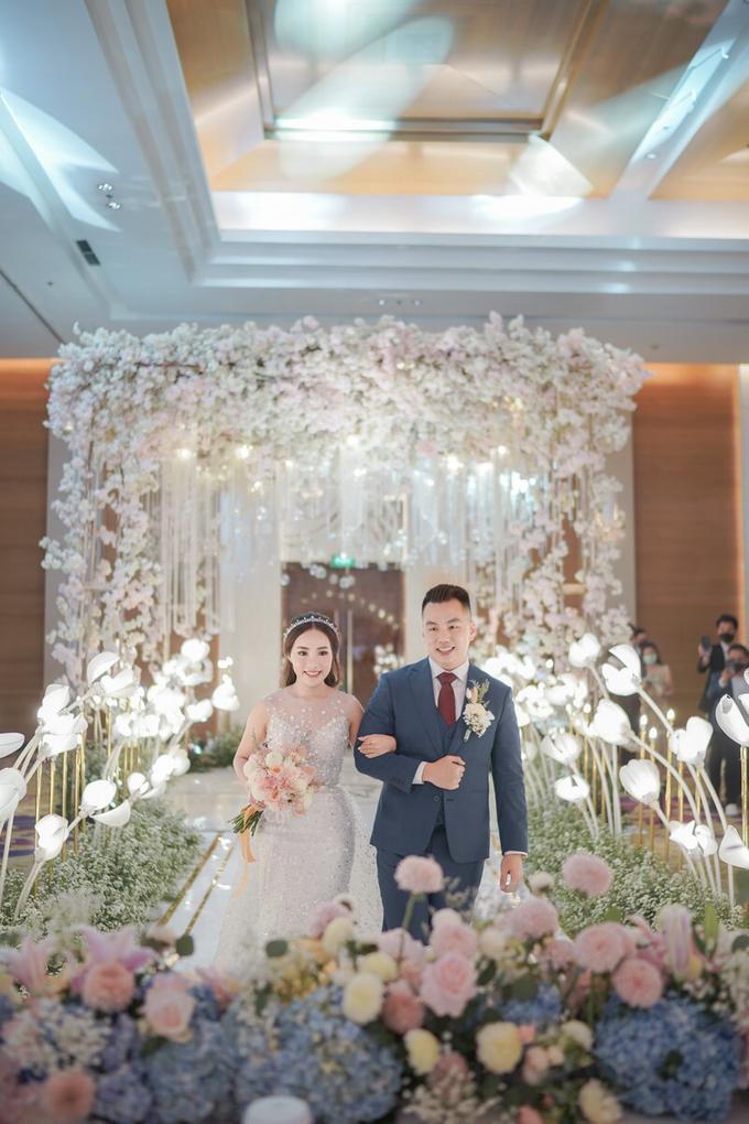 Wedding Iwan & Monika (JS Luwansa) by Delfi Organizer - 019