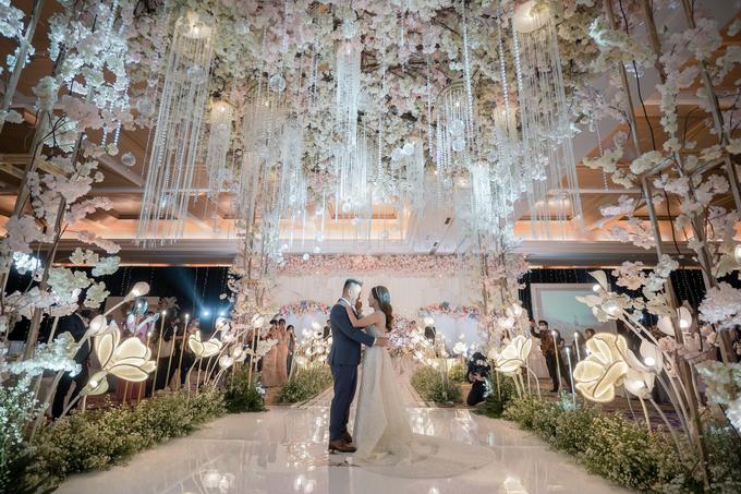 Wedding Iwan & Monika (JS Luwansa) by Delfi Organizer - 020
