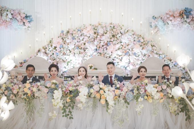 Wedding Iwan & Monika (JS Luwansa) by Delfi Organizer - 022