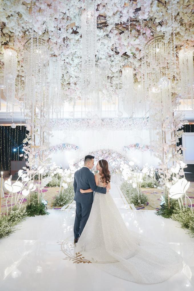Wedding Iwan & Monika (JS Luwansa) by Delfi Organizer - 023