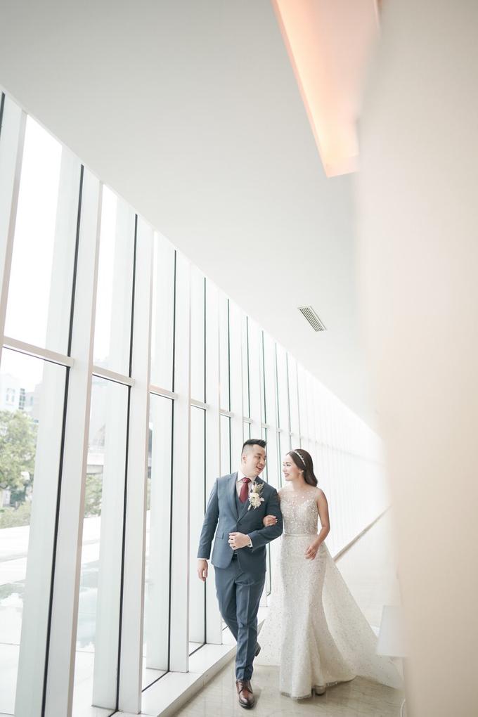 Wedding Iwan & Monika (JS Luwansa) by Delfi Organizer - 024